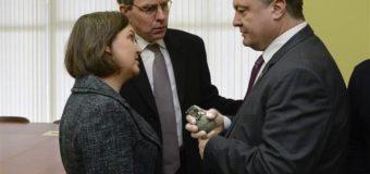 Атомная граната в руках Порошенко