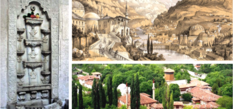 Фонтан слез — бахчисарайское чудо