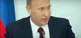 Видеоцитаты Путина