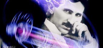 Неизвестная рукопись Никола Тесла