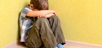 Дети врут от страха