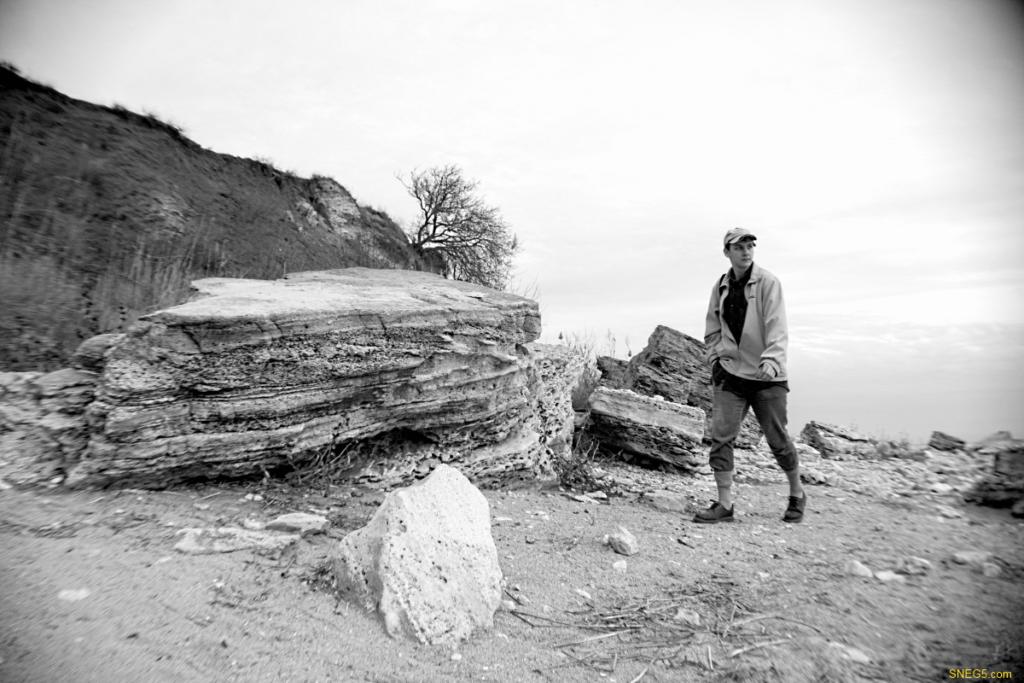 Исследуя берег 1