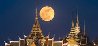 Луна знакомая и неизвестная. Факты о Луне и гипотезы
