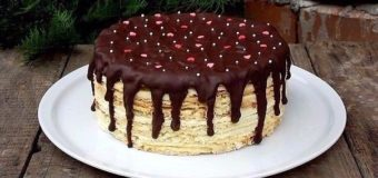 """Микадо"" – армянский торт"