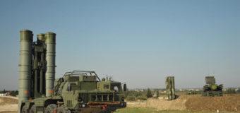 Насколько неуязвим С-400 в Сирии