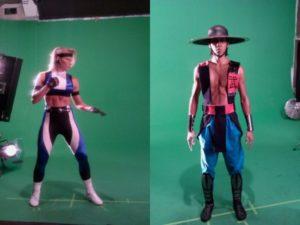 Персонажи игры «Mortal Kombat»