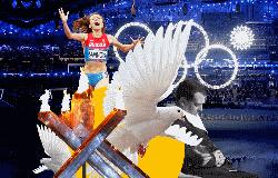Проколы в церемониях открытия Олимпийских игр