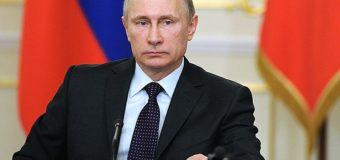 Путин спасает цивилизацию от кровавого кошмара