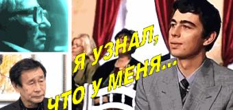 Я узнал, что у меня — «Родное» Владимира Орлова