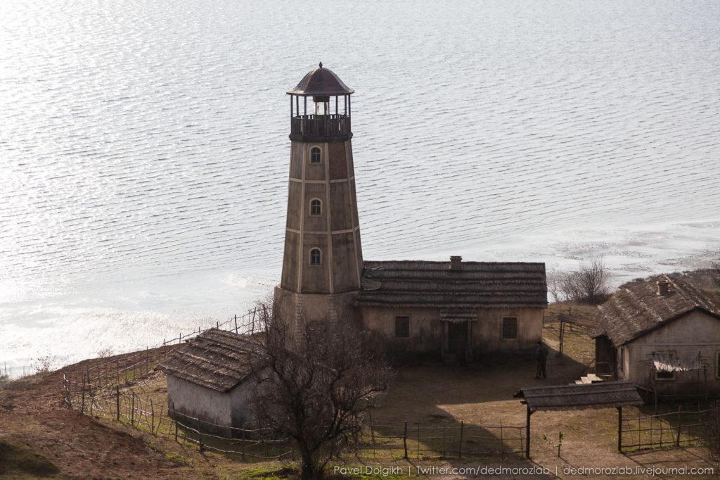 маяк в Мержаново 6-5