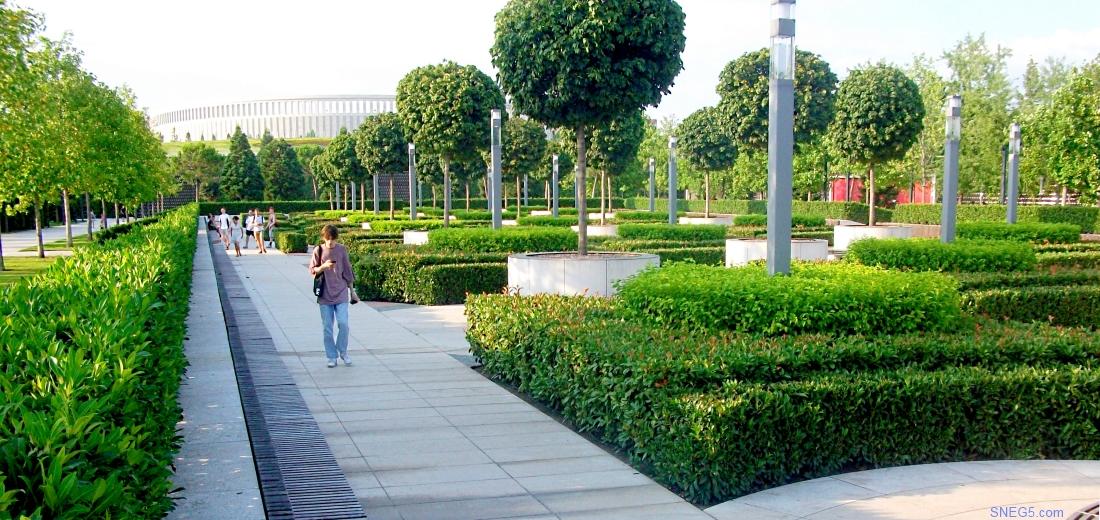 1 Парк «Краснодар»