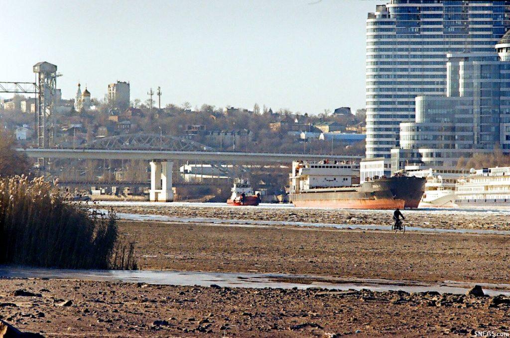 11-19 Корабли идут по суше. Декабрь 2020