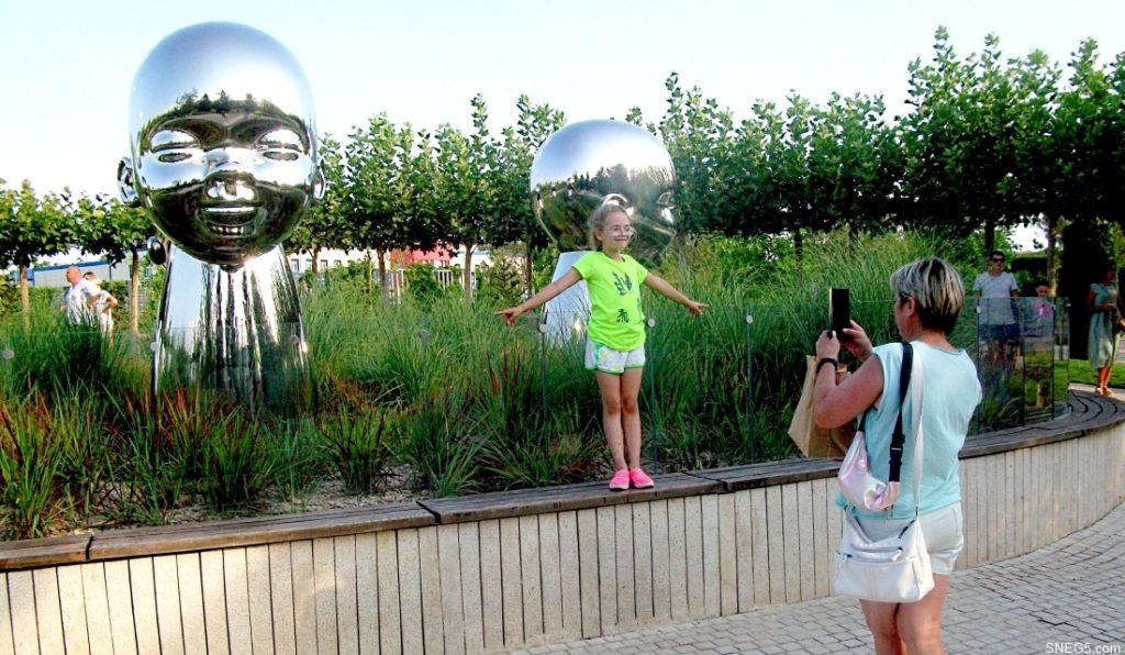 2-6 зеркальные головы