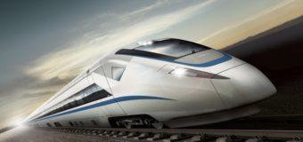 Самые быстрые поезда в Европе и мире