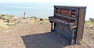 маяк пианино