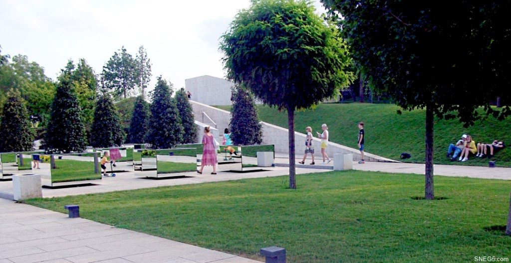 9 Парк «Краснодар»