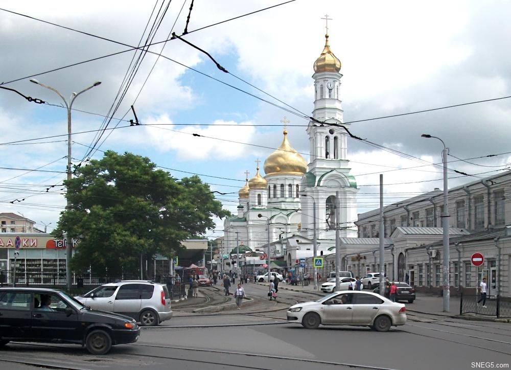 Ростовский-на-Дону кафедральный собор Пресвятой Богородицы