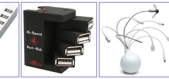 USB-хаб – концентратор . Что это? Разновидности USB-хабов
