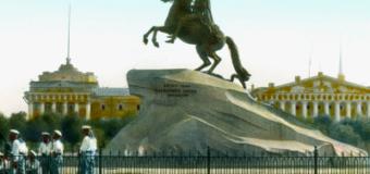 Санкт-Петербург мог не стать столицей России
