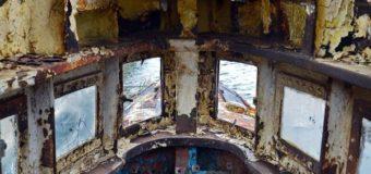 Подводные лодки в степях Украины, точнее – всего одна