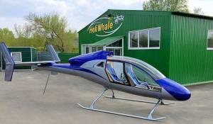 Российский вертолет Афалина многоцелевого назначения