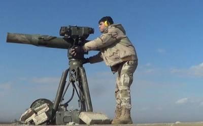 Чудо-техника из России спасает сирийских солдат