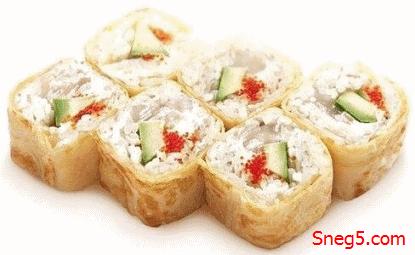 Тамагояки - японский омлет