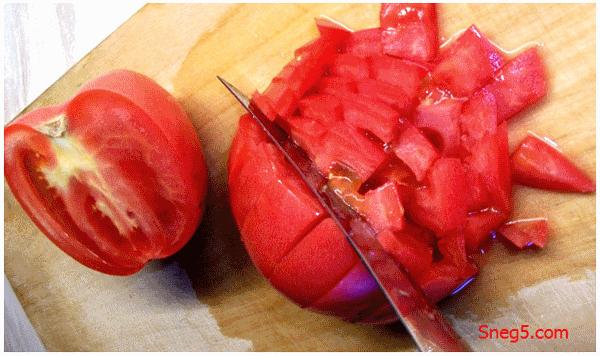 салат Ералаш_томаты