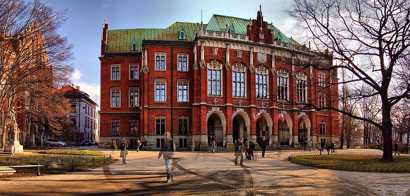 Collegium Novum Ягеллонского университета, KHRoN, 2008 год