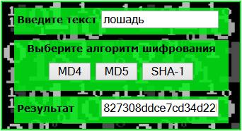 шифрование данных