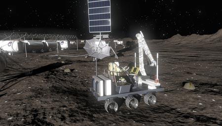 Российскя луння база