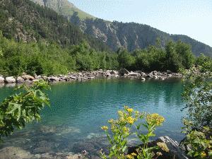 Первое Нижние Бадукское озеро