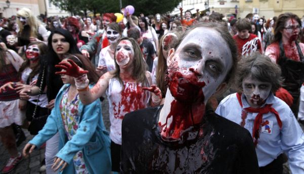 душа у зомби