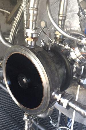 детонационный ракетный двигатель