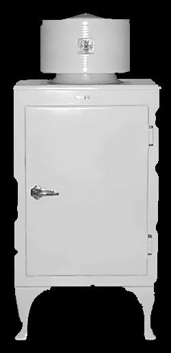 холодильник Monitor Top - изобретение холодильника