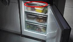 светодиоды в морозильной камере