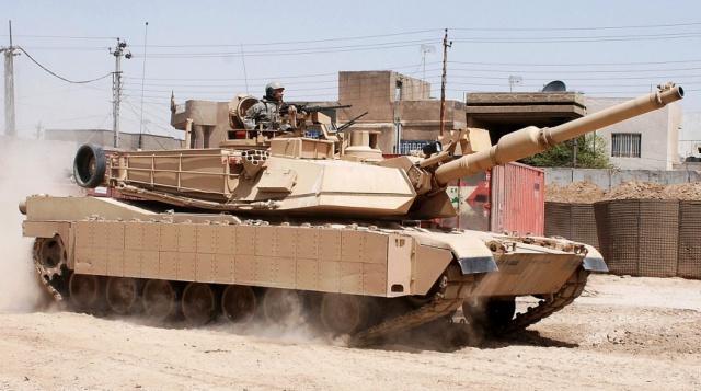 M1A2 SEP (США)