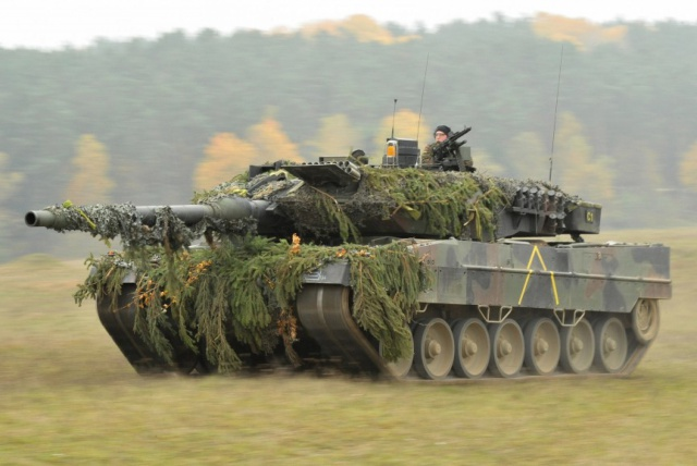 Leopard 2A6 (ФРГ)
