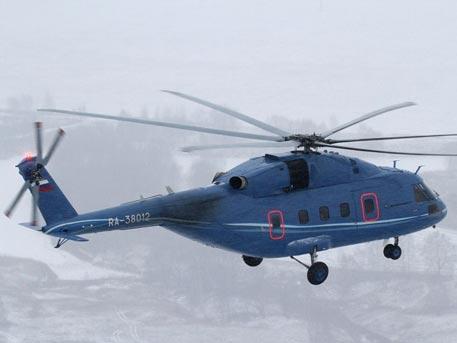Арктическая военная авиация - Ми-38