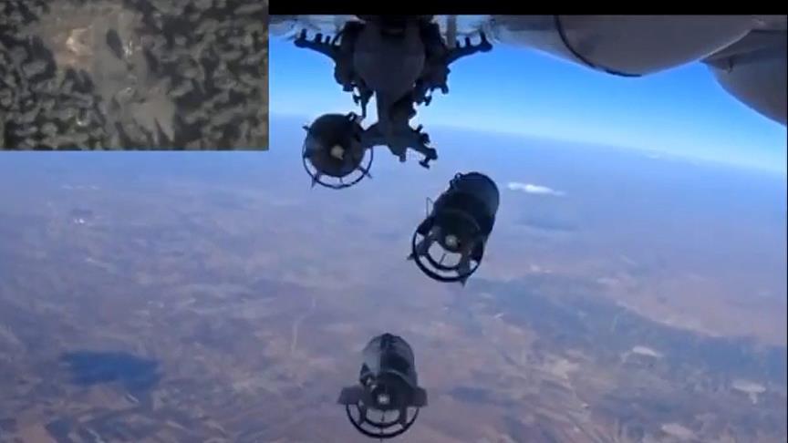Авиаудуры в Сирии