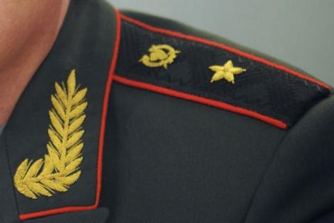 Воинские звания_майор