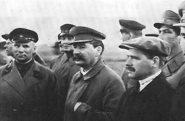 Личная охрана Сталина
