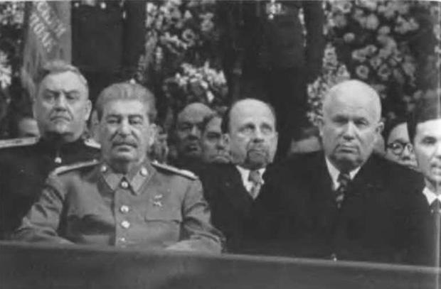 Торжества по случаю 70-летия Иосифа Сталина