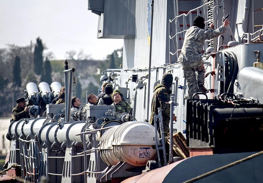 кто лишил Украину флота