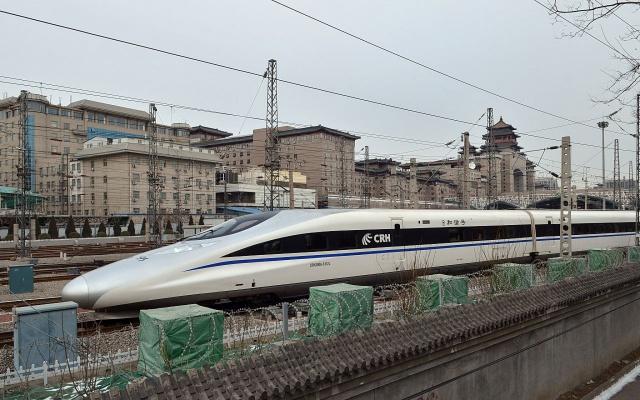 Harmony CRH380A - самые быстрые поезда