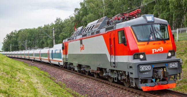 пассажирский поезд - бесплатные услуги