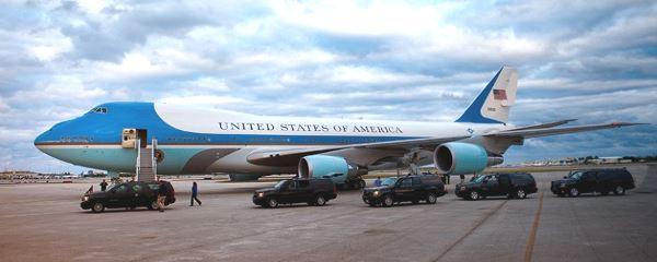 самолет президента США