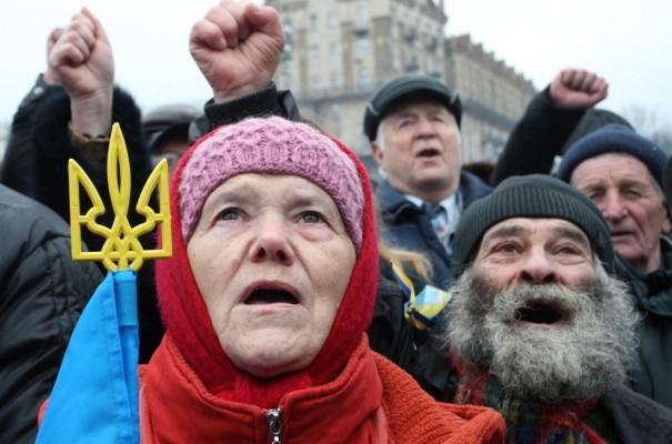 глазамирусского, живущего на Украине
