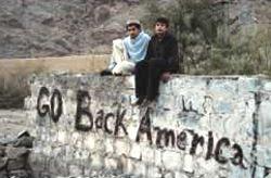 go back America