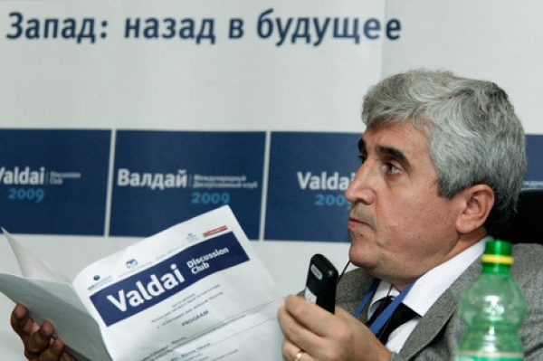 Хюсейн Багджи, Турецкий политолог, вице-президент Академии европейской безопасности